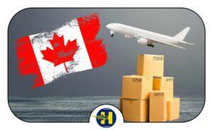 حمل هوایی به کانادا