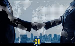 تجارت بین المللی