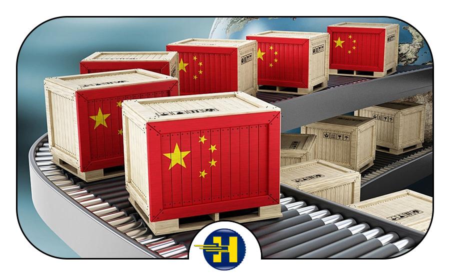 صادرات چین